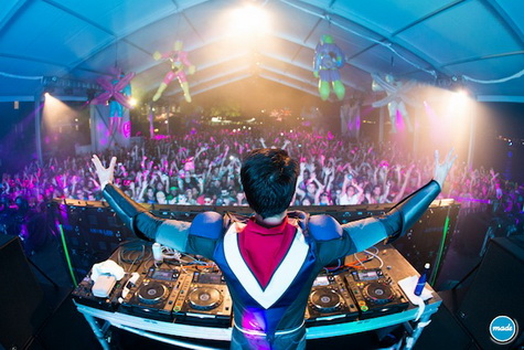 What We Can All Learn From Laidback Luke